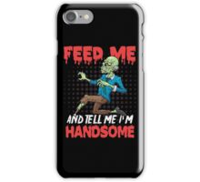 Handsome Zombie iPhone Case/Skin