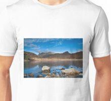 Blea Tarn, Cumbria, uk Unisex T-Shirt