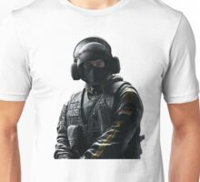 Bandit Rainbow 6 Siege - portait Unisex T-Shirt