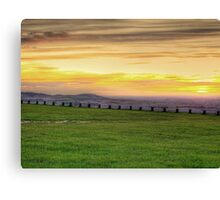 Dunstable Downs Canvas Print