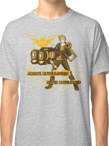 Always Outnumbered Never Outgunned Classic T-Shirt