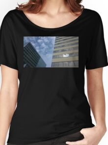 .Chess Piece Titans. Women's Relaxed Fit T-Shirt