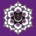 Crown Chakra by shantitees