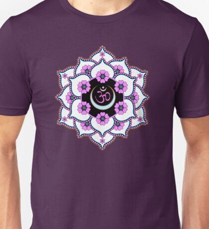 Crown Chakra Unisex T-Shirt
