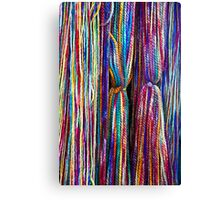 All Strung Out Canvas Print