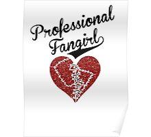 Professional Fangirl, Broken Heart Poster