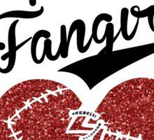 Professional Fangirl, Broken Heart Sticker