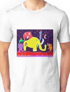 Space Sparkle Unisex T-Shirt