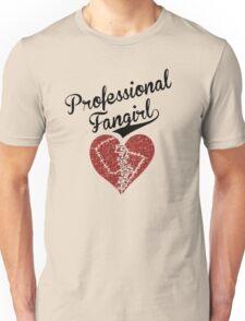 Professional Fangirl, Broken Heart T-Shirt