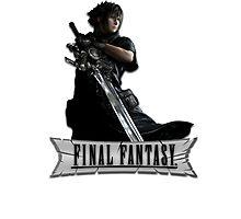 Final Fantasy XV Photographic Print