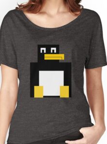 Cubed Penguin Women's Relaxed Fit T-Shirt