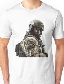 Blackbeard Rainbow 6 Siege - portait Unisex T-Shirt