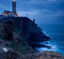 Mayor of Cape Lighthouse by PhotoBilbo