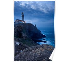 Mayor of Cape Lighthouse Poster