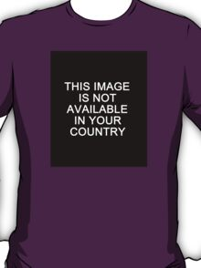 This image is not available in your country T-Shirt
