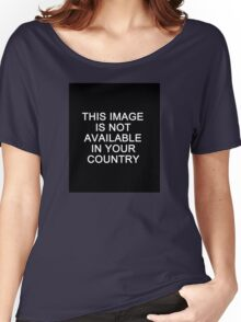 This image is not available in your country Women's Relaxed Fit T-Shirt