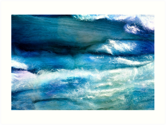 Waves of Wool by Anthony M. Davis