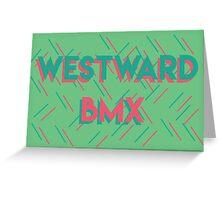 West Word Sprinkles Greeting Card