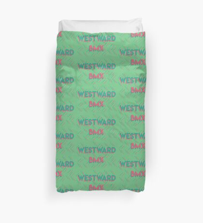 West Word Sprinkles Duvet Cover