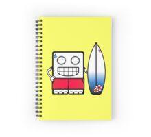 Summer Fun (Plain) Spiral Notebook