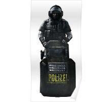 Blitz Rainbow 6 Siege - full Poster