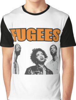 The Fugees Graphic T-Shirt