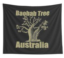 Baobab Tree Wall Tapestry