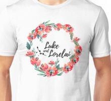Luke and Lorelai forever (Gilmore Girls) Unisex T-Shirt