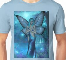 visions in blue Unisex T-Shirt