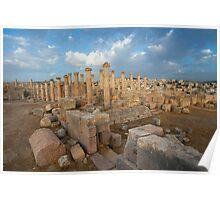 Jerash Poster