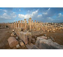 Jerash Photographic Print