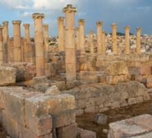 Jerash Sticker