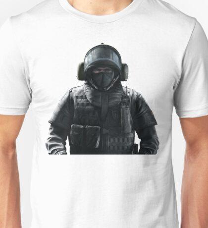 Blitz Rainbow 6 Siege - portrait Unisex T-Shirt
