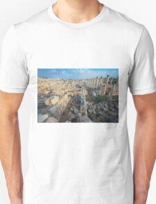 Columns in Jerash T-Shirt
