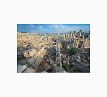 Columns in Jerash Unisex T-Shirt