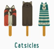 Catsicles One Piece - Long Sleeve
