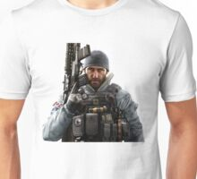 Buck Rainbow 6 Siege - portait Unisex T-Shirt