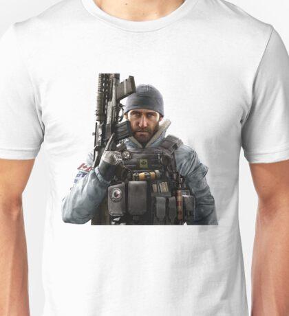 Buck Rainbow 6 Siege - portait Unisex T-Shirt