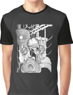 Alien experiment Graphic T-Shirt