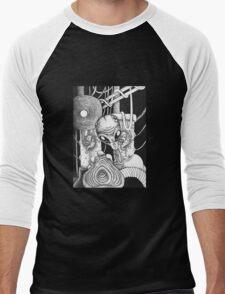 Alien experiment Men's Baseball ¾ T-Shirt