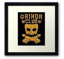 Grindr Club Framed Print