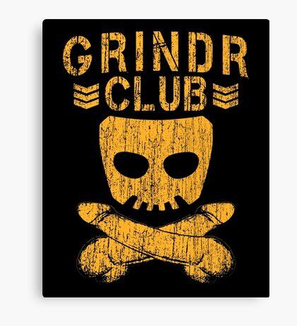Grindr Club Canvas Print