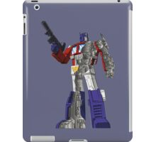 Optimus Prime - Écorché iPad Case/Skin