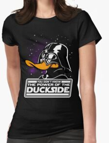 The duckside Womens Fitted T-Shirt