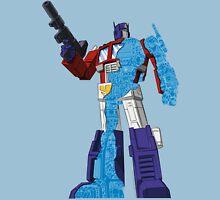 Optimus Prime - Écorché (blueprint v1) Unisex T-Shirt