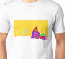 The Magic of First Snow Unisex T-Shirt