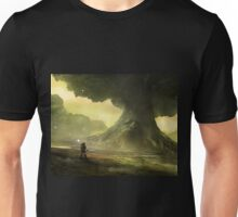 The Legend of Zelda : Ocarina of Time - Deku Tree Unisex T-Shirt