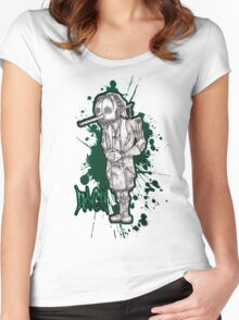 Dr. Plague Women's Fitted Scoop T-Shirt