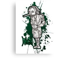 Dr. Plague Canvas Print