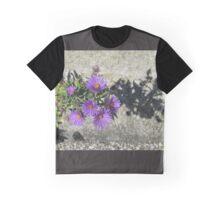 Wildflower Shadows Graphic T-Shirt
